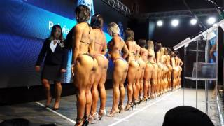 MUSAS FITNESS. Campeonato Baiano de Fisiculturismo e Malhação