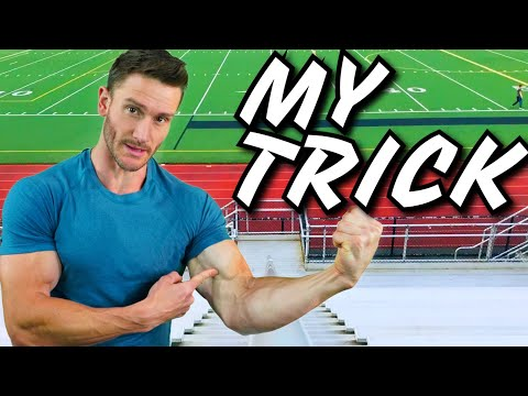 My Secret to Maintaining Muscle... Cardio for Hypertrophy