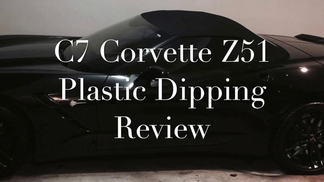 Plastic Dipping C7 Z51 Corvette Wheels by maurice nix