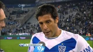 Nota Sebastián Dominguez
