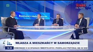 Rozmowy niedokończone: Władza a obywatele w samorządzie cz.I