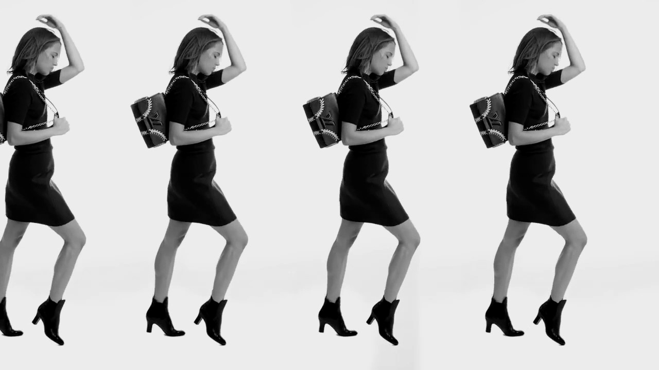 Download Alicia Vikander DANCES and DAB pour Louis Vuitton