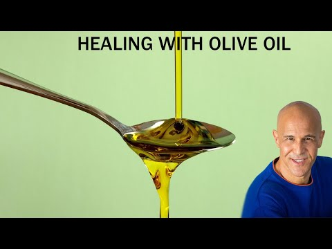 Healing With Olive Oil   Dr. Mandell