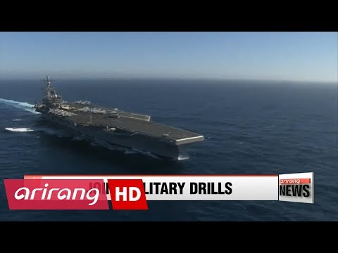 S. Korea-U.S. to hold joint maritime drills against N. Korea