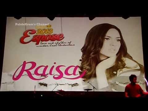Raisa - Pergilah (Espose 2013, Bandung) - HD
