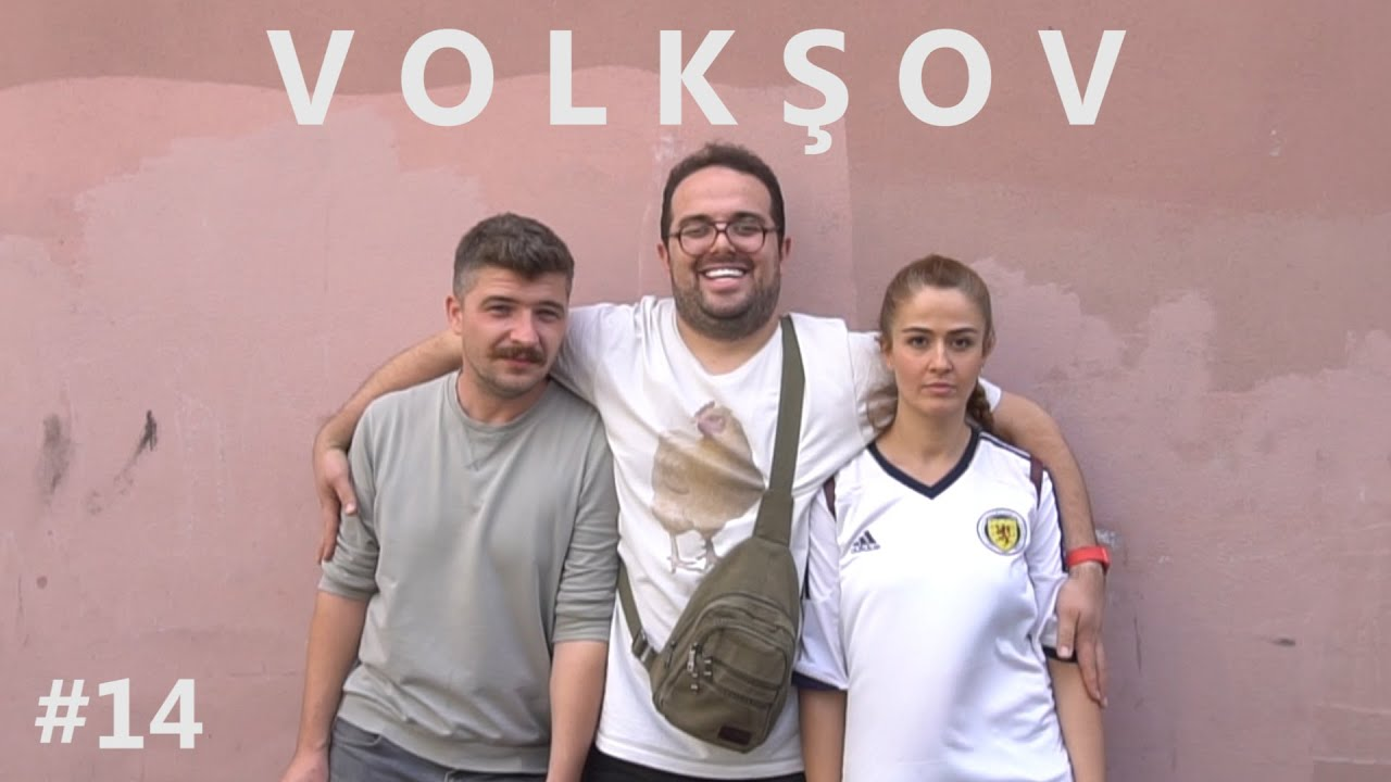 VOLKŞOV #14 - ON NUMARASI GEREKEN DE BU w/Engin Türkoğlu