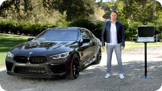 The Ultimate BMW M8 Gran Coupe Sweepstakes // Omaze