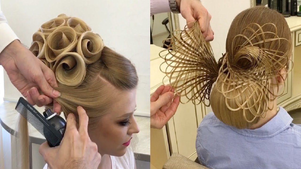 top 10 most beautiful hairstyles all women will love | amazing hair transformations