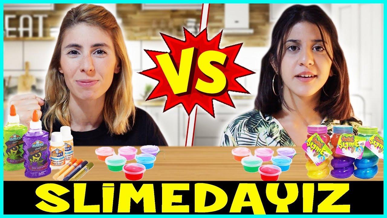 Download Slime Yarışması Slimedayız Slime Challenge Dila Kent