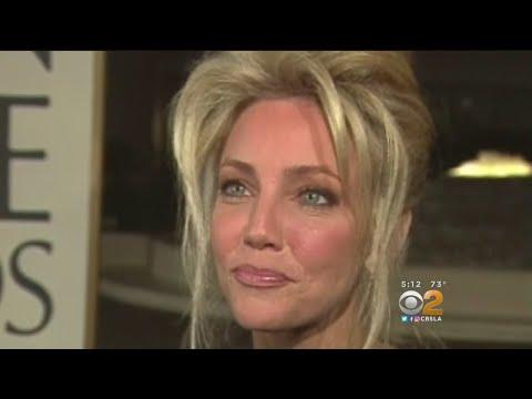 Actress Heather Locklear Hospitalized
