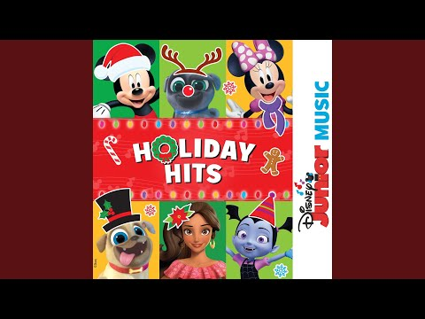 Hot Dog! Christmas From Mickey Mouse Clubhouse