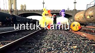 Video story wa keren part 1 smoke boom
