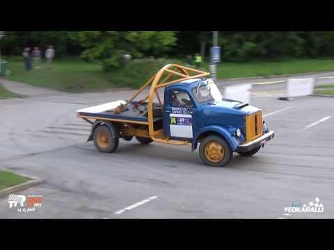 Tartu ralli 2017 - Tarmo Silt / Raido Loel