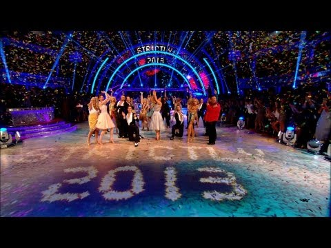 The first group dance of 2013 - Strictly Come Dancing: Series 11 (2013) Episode 1 - BBC One