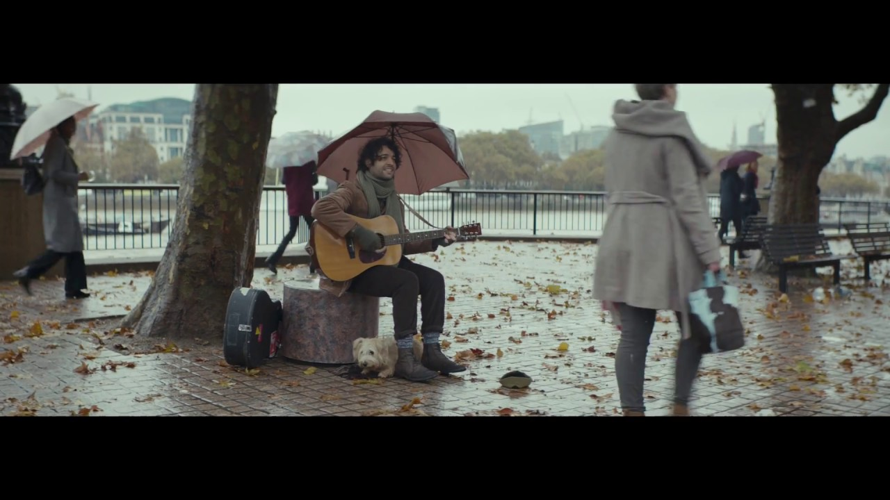 New Amazon Prime Commercial – Street Musician - YouTube