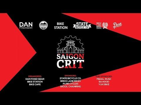 Saigon Crit No.3 - Full Video Cut