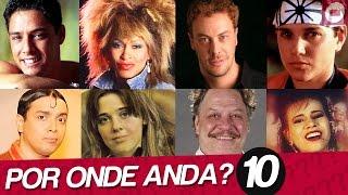 POR ONDE ANDAM ARTISTAS SUMIDOS? | POR ONDE ANDAM FAMOSOS SUMIDOS #10 | POR ONDE ANDA RALPH MACCHIO?