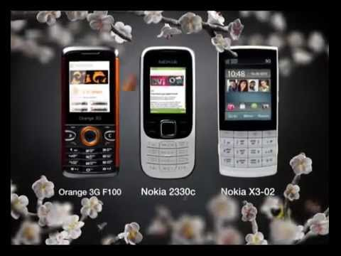 lista telefoane orange phone credit