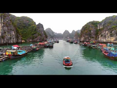 Drone Footage - Incredible Southeast Asia   Phantom 4 Pro+