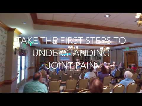 Free Joint Pain Seminar in the Villages