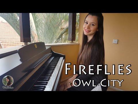 Owl City - Fireflies | Piano cover + Sheet music