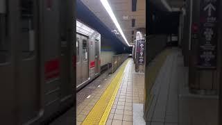 桜通線6000形鶴舞線丸の内駅発車