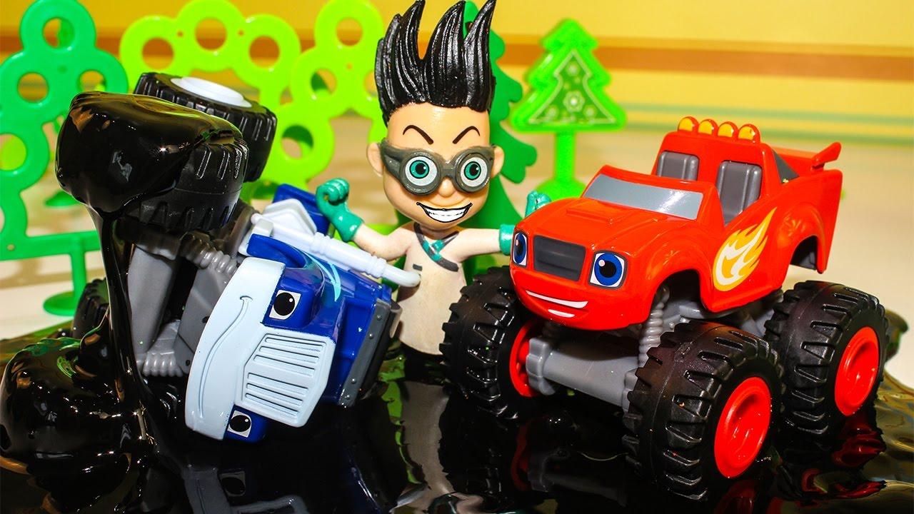 Вспыш и чудо машинки новые серии Супер гонки машинок ...