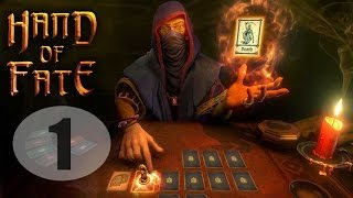 From Dust [1] Hand Of Fate Gameplay