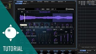 Granular Synthesis Skylab | New Features in HALion 6