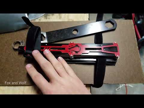 Real Metal Hidden Blade