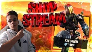 """Bis zum Shop!🔥   Custom Games!💪   1 Sieg = """"SALTO""""⚡️  Live: Fortnite [Deutsch]🔴"""