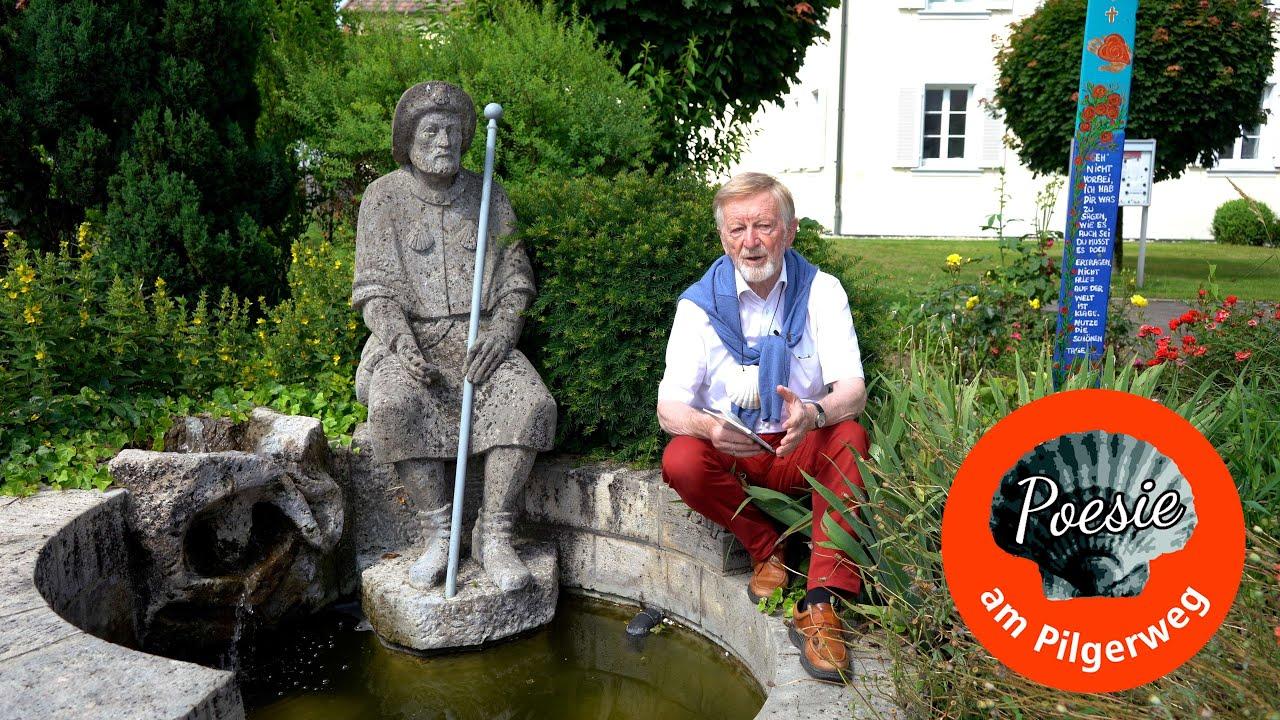 Poesie am Pilgerweg (6): Jakobusbrunnen