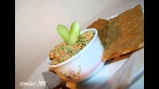 Холодные закуски мясные:Паштет из говядины с сельдереем