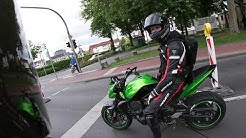 Menschen belästigen auf Motorrädern 🥺   SouthSide Motovlog