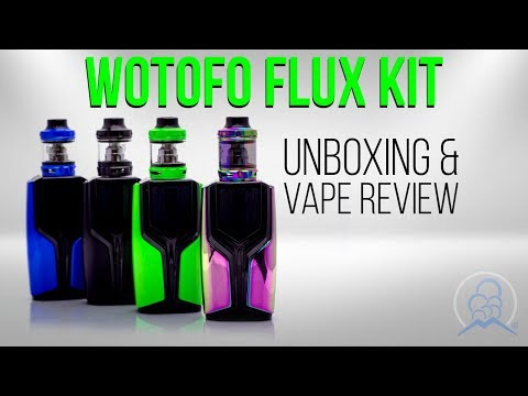 Wotofo Flux Kit