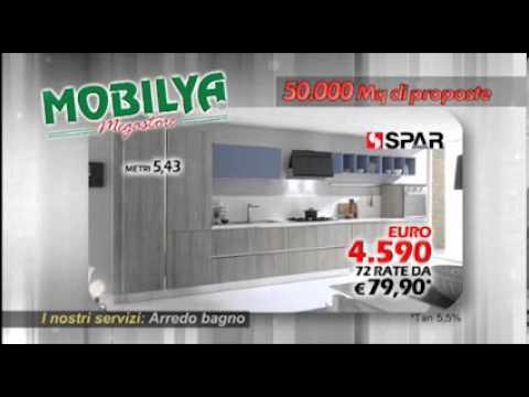 Offerta cucine da mobilya aprile 2013 youtube for Mobilya arredamenti