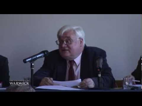 David Washbrook - Problems in Global History