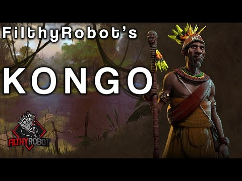 Civ 6 Game 13: Kongo (8FFA) Part 1