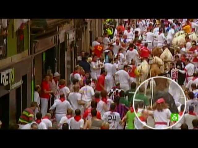 La España profunda 13: Los encierros de San Fermín (muere un cabestro, abusos sexuales)