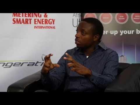 Chimaobi Nna: Research Officer, Energy Commission of Nigeria