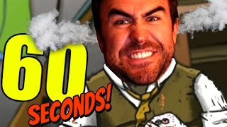 THIS GAME MAKES ME RAGE | 60 Seconds!
