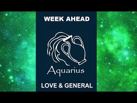 AQUARIUS WISH FULFILMENT!!! 💚 LOVE & GENERAL 16-23 JULY 2018