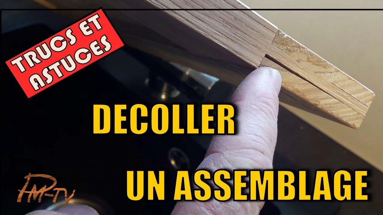 Trucs astuces assemblage bois reparation menuiserie bricolage youtube - Truc et astuce bricolage maison ...