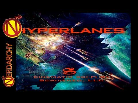 Hyperlanes and Hellscapes 5E D&D- Nerdarchy Live Chat #124