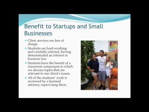 Florida Coastal School of Law's Business & Entrepreneurial Clinic