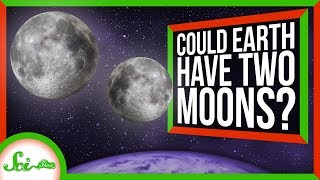 What If Earth Picked Up a Second Moon?