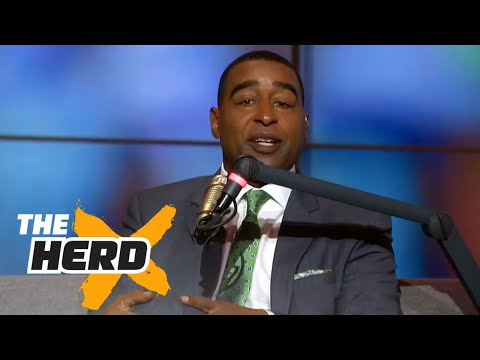 Cris Carter on the future of Marshawn Lynch and Colin Kaepernick | THE HERD