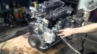 Kia 2700 Diesel Pruebas de encendido Cartadiesel SAS Cartagena