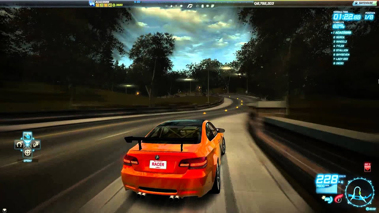 need for speed world bmw m3 gts vs porsche 911 gt2 996 youtube. Black Bedroom Furniture Sets. Home Design Ideas