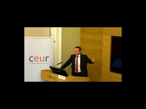 Ivan Mikloš on Managing Euro Crisis Decision-Making in Slovakia